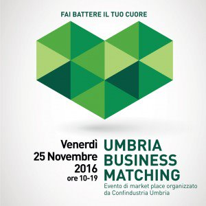 CSI a Umbria Business Matching 2016